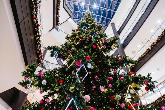 Коледа в Сердика Център
