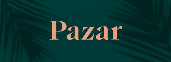 На PAZAR в Сердика Център