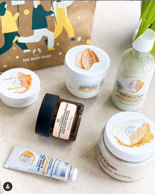 Участвай в giveaway и спечели продукти от The Body Shop!