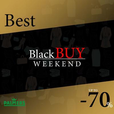 Best Buy Weekend в магазин Palmers