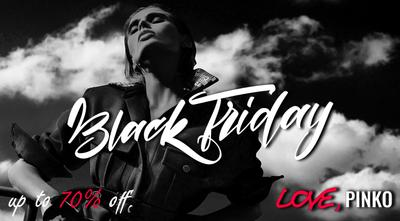 Black Friday by PINKO!