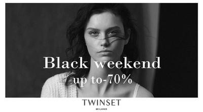 Black Friday by Twin Set!