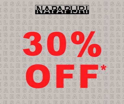 намаление 30% в Napapijri
