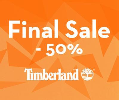 до 50% намаление на Timberland