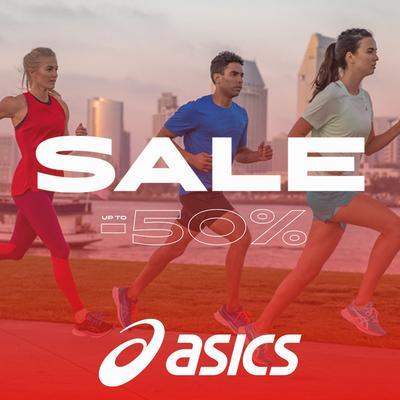 Горещи намаления в магазин ASICS