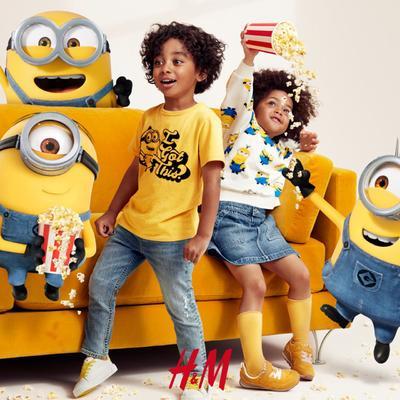 Влезте в жълто настроение с H&M!
