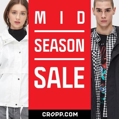 MID Season SALE от Cropp