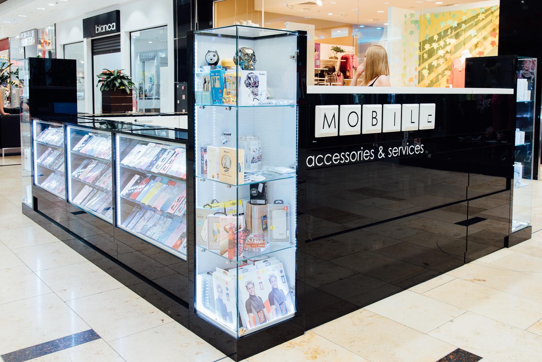 MOBILE accessories & services