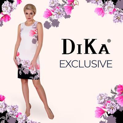новата рокля от линията DiKa EXCLUSIVE
