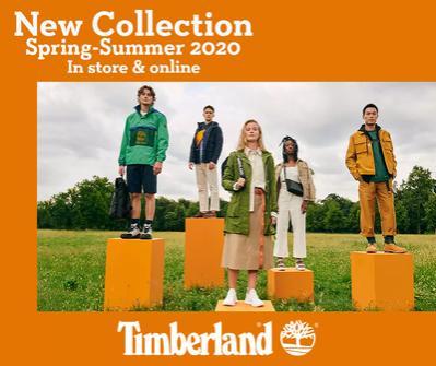 Новата колекция от Timberland е тук!