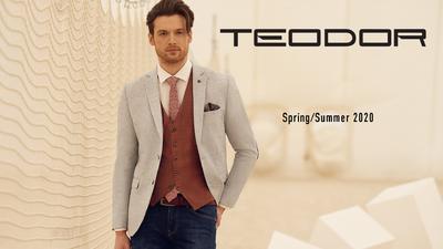 колекция Пролет-Лято 2020 на ТЕОДОР
