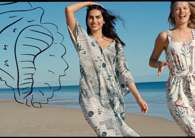 Desmond & Dempsey красят новите летни модели на H&M