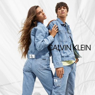 CALVIN KLEIN е глобална лайфстайл марка