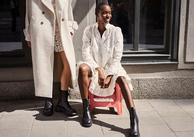 H&M Fall Fashion представя красотата на рециклираните материи