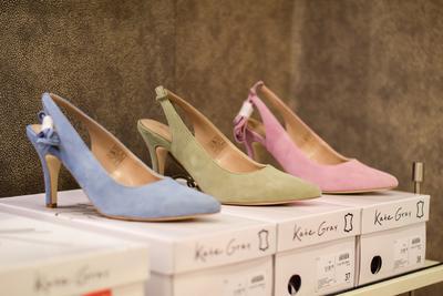 Пролетни тенденции при обувките