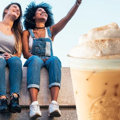 Кафето и приятелите правят идеалната комбинация!