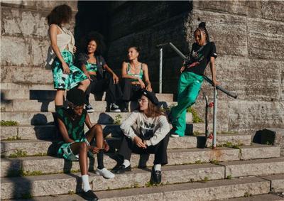 H&M в сътрудничество с емблематичната марка от 90-те – No Fear,